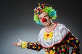 Clown drôle — Photo