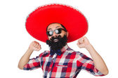 Funny mexican — Stock Photo
