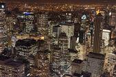 New York skyscrapers — Stock Photo