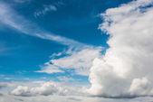 Cloudscape of   sky — Stock Photo