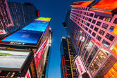 Times Square in Downtown Manh — Stock fotografie