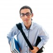 Education concept with student — Stock Photo #7204843