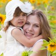 Mother and daughter — Stock Photo #12757938