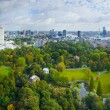 View of Rotterdam city — Stock Photo #13706979