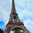 Eiffel tower in Paris — Stock Photo #13707122