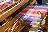 Weaving loom — Stock Photo