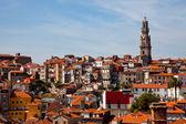 波尔图,葡萄牙的全景 — 图库照片