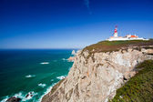 Cabo da Roca, West most point of Europe, Portugal — Stock Photo