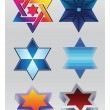 Vector star of david — Stock Vector #26633515