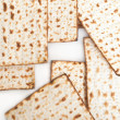 Matzbread for passover celebration — Stock Photo #41512393