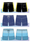 Swim shorts — Stock Vector