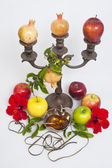 Fruits for Rosh Hashana — Stock Photo