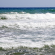 Stock Photo: Waves on the sea