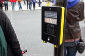 Travessia de pedestres — Foto Stock