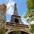 Eiffel tower, Paris, France — Stock Photo #37456293