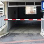 Underground Parking — Stock Photo