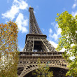 Eiffel tower, Paris, France — Stock Photo