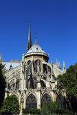 Notre Dame de Paris — Foto Stock