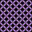 Stock vektor: Bright black-and-purple seamless background