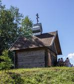 Chapel of Alexander Nevsky — Stock Photo