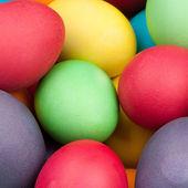 Color eggs — Stock Photo
