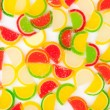 Fruit jelly - Foto Stock