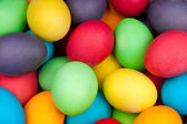 color eggs — Stock Photo
