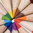 Color pencil — Foto de Stock