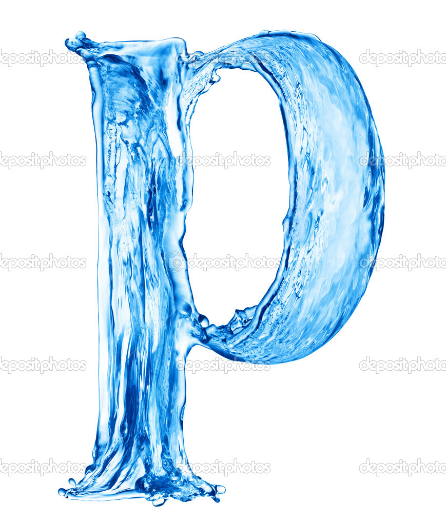 Water Letter S - Bing images