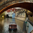 Prague venice — Stock Photo