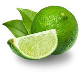 Färsk lime — Stockfoto