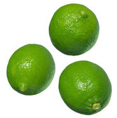 Fresh limes — Stock Photo