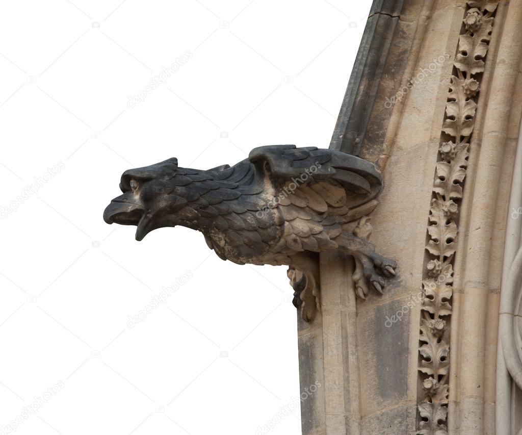 gothic style gargoyle stock photo irochka 15558471