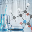 Laboratory glassware — Stock Photo #30938299