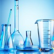 Laboratory glassware — Stock Photo #34848519