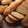 Fresh bread — Stock Photo #43113429