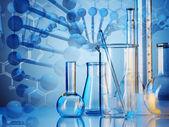 Laboratory glassware — Photo