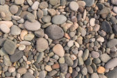 Sea stones background. — Photo