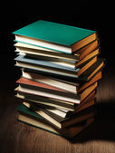 Stack of books — Foto de Stock
