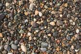 Zee stenen achtergrond. — Stockfoto