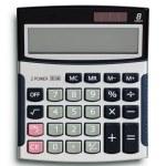 Business calculator — Stock Photo #9594898