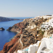 Santorini island,Greece — Stock Photo