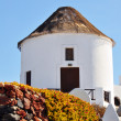 Santorini windmill - Photo