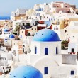 Church in Oia - Santorini island Greece — Stock Photo #13966988