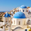 Amazing romantic Santorini island, Greece — Stock Photo #23820691