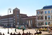 リガ、ラトビアの古い都市の部分. — ストック写真