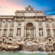 Fountain di Trevi in Rome, Italy — Stock Photo #40841181