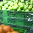 Stock Video: Fruit in shop