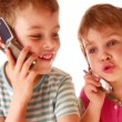 Children phone — Stock Video #12284510