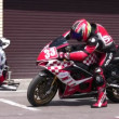 Sport bike — Stock Video